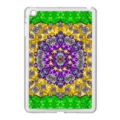 Sunshine In Mind The Season Is Decorative Fine Apple Ipad Mini Case (white) by pepitasart