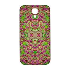 Love The Wood Garden Of Apples Samsung Galaxy S4 I9500/i9505  Hardshell Back Case by pepitasart