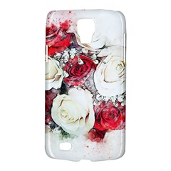 Flowers Roses Bouquet Art Nature Galaxy S4 Active by Nexatart
