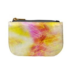 Background Art Abstract Watercolor Mini Coin Purses by Nexatart