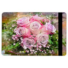 Flowers Bouquet Wedding Art Nature Ipad Air 2 Flip by Nexatart