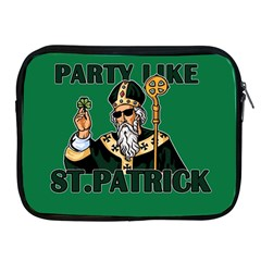 St  Patricks Day  Apple Ipad 2/3/4 Zipper Cases by Valentinaart