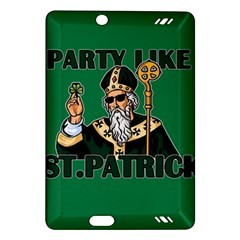 St  Patricks Day  Amazon Kindle Fire Hd (2013) Hardshell Case by Valentinaart