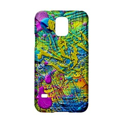 Background Art Abstract Watercolor Samsung Galaxy S5 Hardshell Case  by Nexatart