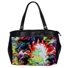 Background Art Abstract Watercolor Office Handbags by Nexatart