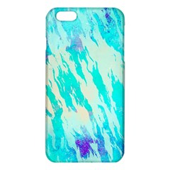 Blue Background Art Abstract Watercolor Iphone 6 Plus/6s Plus Tpu Case by Nexatart