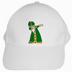 St  Patrick  Dabbing White Cap by Valentinaart