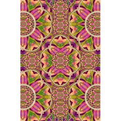 Jungle Flowers In Paradise  Lovely Chic Colors 5 5  X 8 5  Notebooks by pepitasart