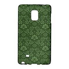 Damask Green Galaxy Note Edge