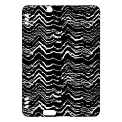 Dark Abstract Pattern Kindle Fire Hdx Hardshell Case by dflcprints