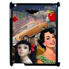 Out In The City Apple Ipad 2 Case (black) by snowwhitegirl