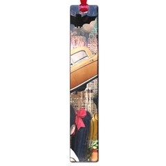 Out In The City Large Book Marks by snowwhitegirl