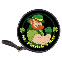 St  Patricks Day Classic 20 Cd Wallets by Valentinaart