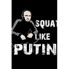 Squat Like Putin 5 5  X 8 5  Notebooks by Valentinaart