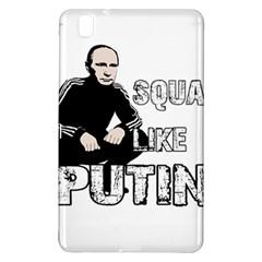 Squat Like Putin Samsung Galaxy Tab Pro 8 4 Hardshell Case by Valentinaart