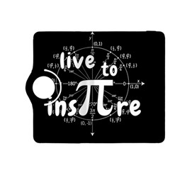 Pi Day Kindle Fire Hdx 8 9  Flip 360 Case by Valentinaart