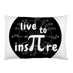 Pi Day Pillow Case by Valentinaart