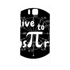 Pi Day Samsung Galaxy Alpha Hardshell Back Case by Valentinaart