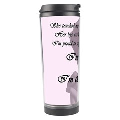Elvis Presley   All Shook Up Travel Tumbler by Valentinaart