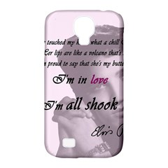 Elvis Presley   All Shook Up Samsung Galaxy S4 Classic Hardshell Case (pc+silicone) by Valentinaart