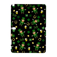 St Patricks Day Pattern Galaxy Note 1 by Valentinaart
