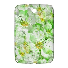 Light Floral Collage  Samsung Galaxy Note 8 0 N5100 Hardshell Case  by dflcprints