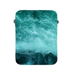 Green Ocean Splash Apple Ipad 2/3/4 Protective Soft Cases by snowwhitegirl
