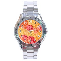 Abstract 1296710 960 720 Stainless Steel Analogue Watch by vintage2030