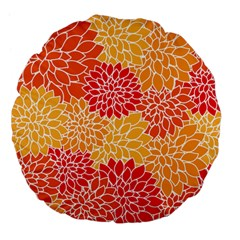 Abstract 1296710 960 720 Large 18  Premium Flano Round Cushions by vintage2030
