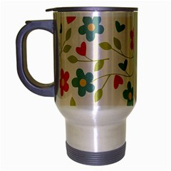 Abstract 1296713 960 720 Travel Mug (silver Gray) by vintage2030