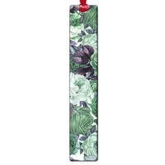 Rose Bushes Green Large Book Marks by snowwhitegirl