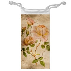 Rose Flower 2507641 1920 Jewelry Bag by vintage2030