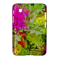 Colored Plants Photo Samsung Galaxy Tab 2 (7 ) P3100 Hardshell Case  by dflcprints