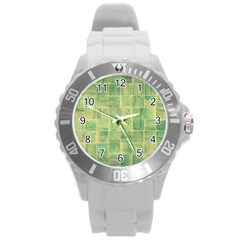 Abstract 1846980 960 720 Round Plastic Sport Watch (l) by vintage2030