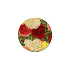 Flowers 1776429 1920 Golf Ball Marker by vintage2030