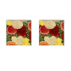 Flowers 1776429 1920 Cufflinks (square) by vintage2030