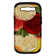 Flowers 1776429 1920 Samsung Galaxy S Iii Hardshell Case (pc+silicone) by vintage2030
