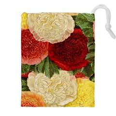 Flowers 1776429 1920 Drawstring Pouches (xxl) by vintage2030