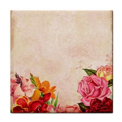 Flower 1646045 1920 Face Towel by vintage2030