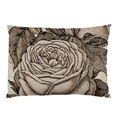 Flowers 1776630 1920 Pillow Case by vintage2030