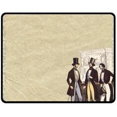 Background 1775359 1920 Fleece Blanket (medium)  by vintage2030
