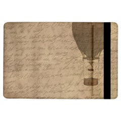 Letter Balloon Ipad Air Flip by vintage2030