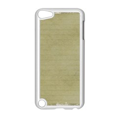 Old Letter Apple Ipod Touch 5 Case (white) by vintage2030