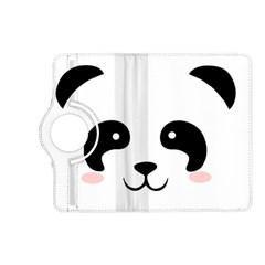 Panda  Kindle Fire Hd (2013) Flip 360 Case by Valentinaart