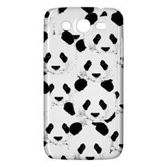 Panda Pattern Samsung Galaxy Mega 5 8 I9152 Hardshell Case  by Valentinaart