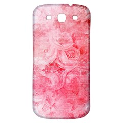 Pink Clouds Samsung Galaxy S3 S Iii Classic Hardshell Back Case by vintage2030