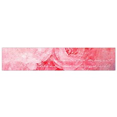 Pink Clouds Small Flano Scarf by vintage2030