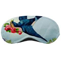 Blue Bird Sleeping Masks by vintage2030