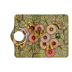 Flower And Butterfly Kindle Fire Hd (2013) Flip 360 Case by vintage2030