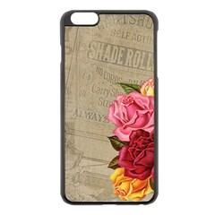 Flower 1646069 960 720 Apple Iphone 6 Plus/6s Plus Black Enamel Case by vintage2030